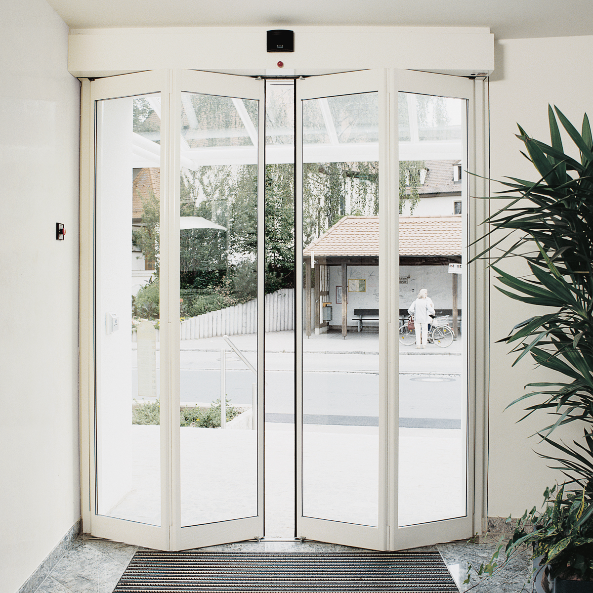 Automatic Bi Fold Doors In Worthing Brighton Sussex